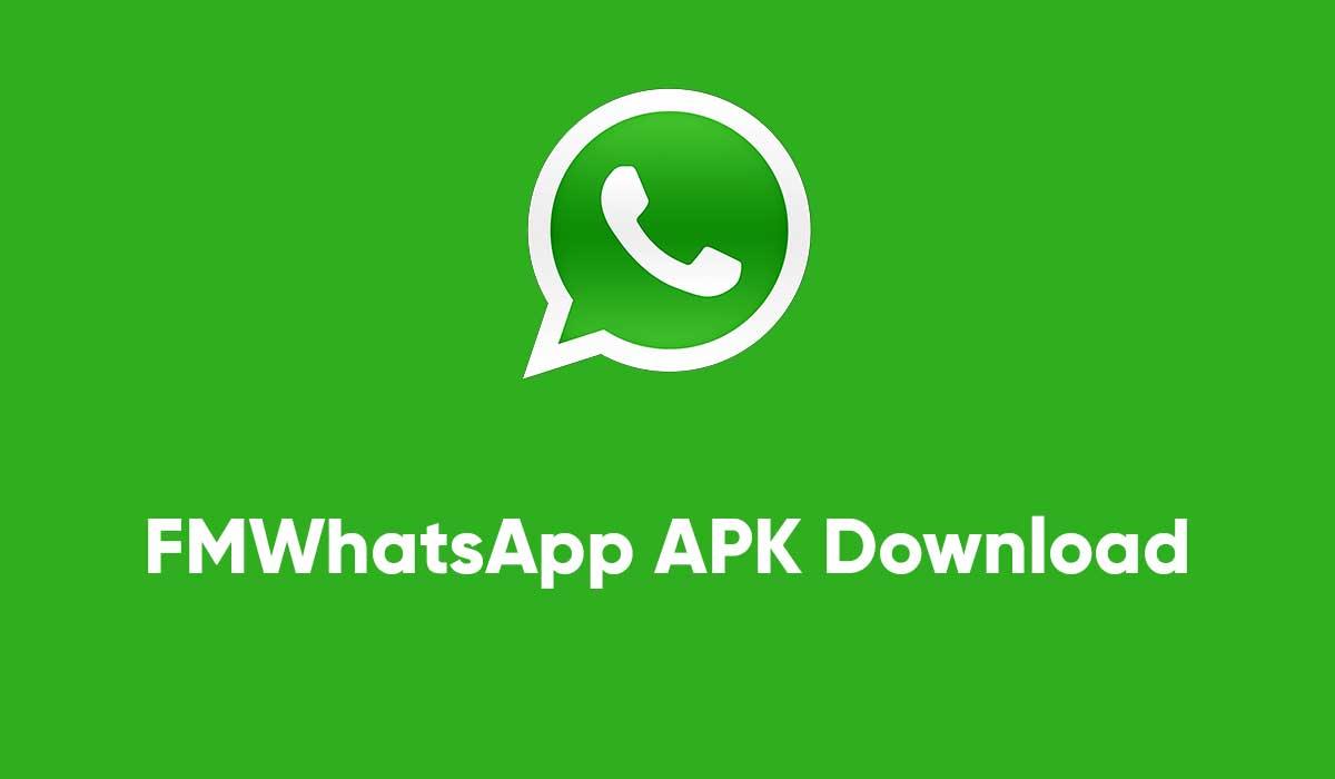 FM WhatsApp APK Latest Version 2021** 1