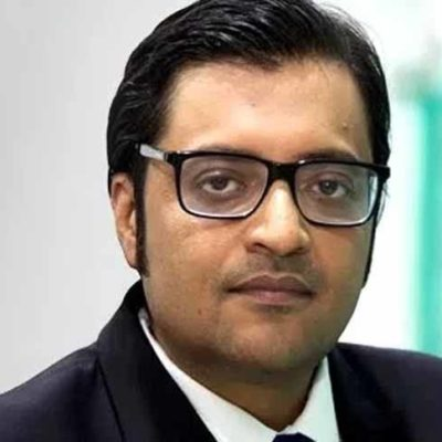 Arnab Goswami On Charges