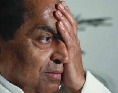 Kamalnath Resigned