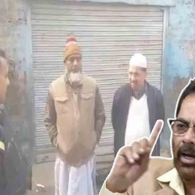 Naqvi Criticizes Meerut SP
