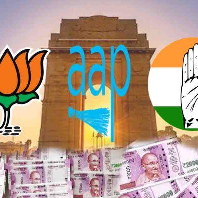 Delhi Election Crorepatis