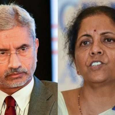 Sitharaman Jaishankar Condems JNU Violence
