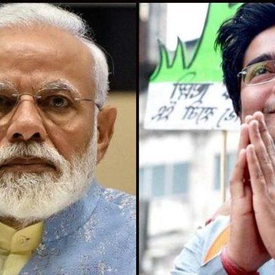 Abhishek Banerjee Attacks Modi