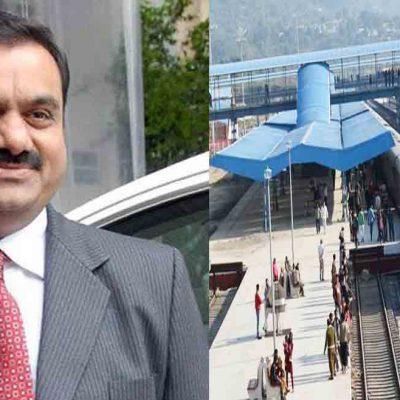 Adani Rail Project