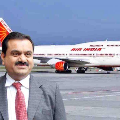 Adani Air India Deal