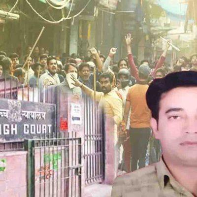 Delhi High Court on Violence