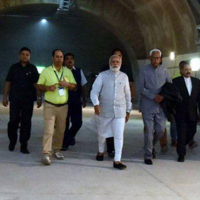 Modi Tunnel