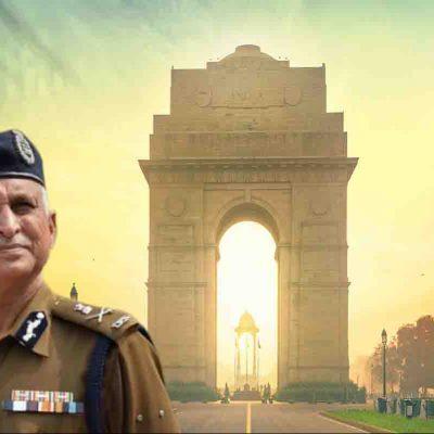 New CP in Delhi Police