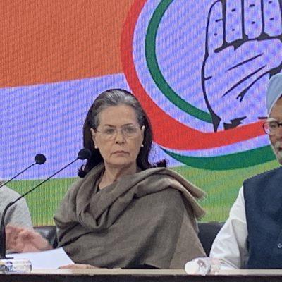 Sonia Gandhi on Delhi Violence