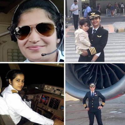 Air India Pilot Swati Raval