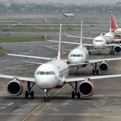 Domestic Flight Operation Suspended