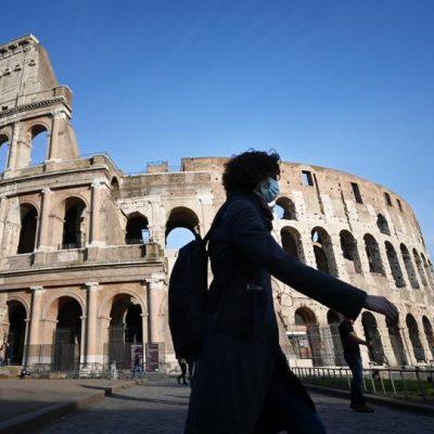 Italy Coronavirus Deaths
