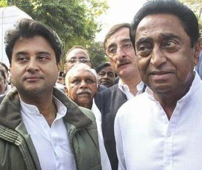 Madhya Pradesh Crisis