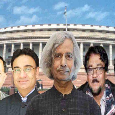 Rajya Sabha MPs Performance