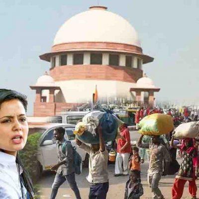 Mahua Moitra Appeals To Supreme Court