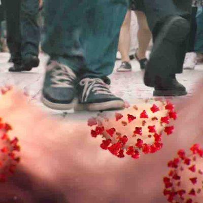 Coronavirus in Shoes