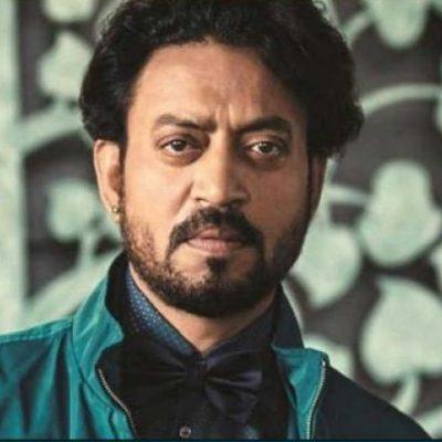Actor Irfan Khan Dead