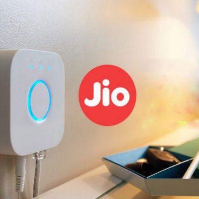 Jio Fiber Service During Amphan Period
