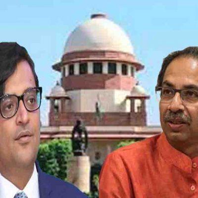 Arnab Goswami Vs Maharashtra Govt.