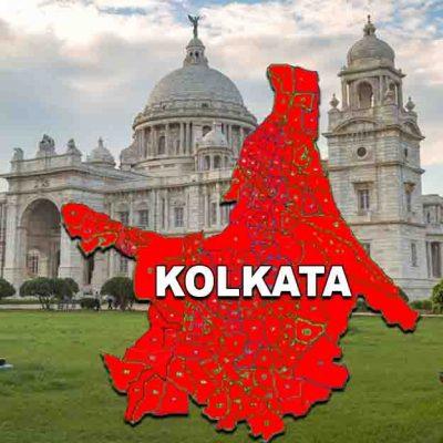 Most Effected Area in Kolkata