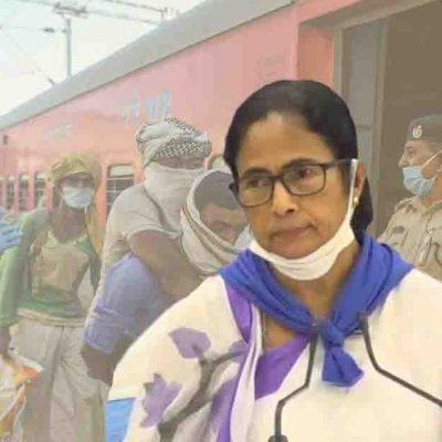 Mamata Banerjee On Shramik Special