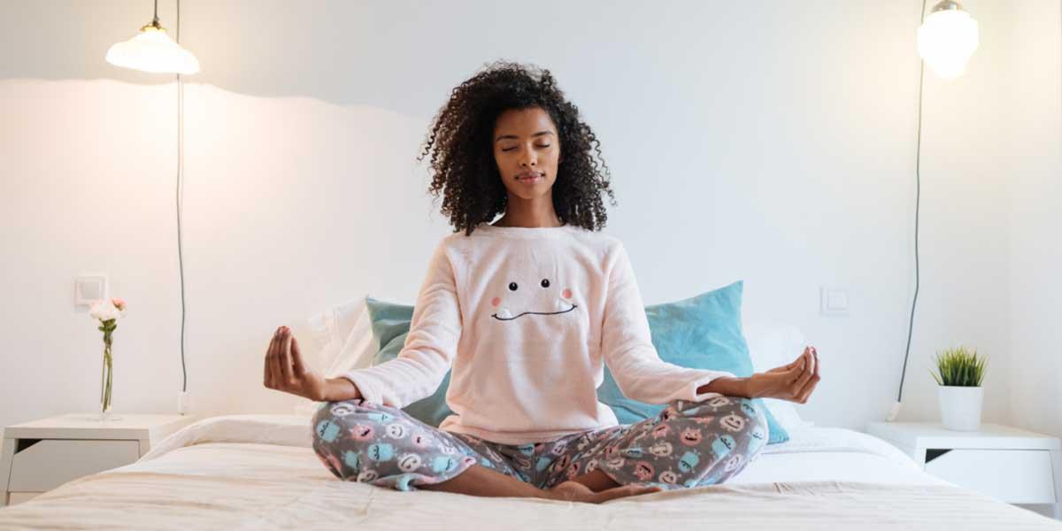 meditation before sleep