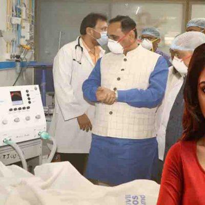 Nusrat Attacks Gujarat CM Rupani