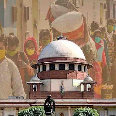 Supreme Court Interim Order on Migrant Crisis