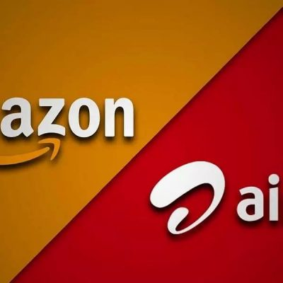 Amazon Eyes Airtel Stake