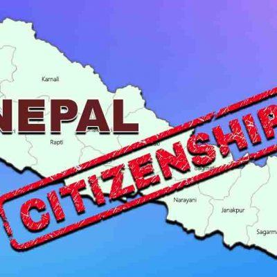 Nepal Citizenship Act Amendment