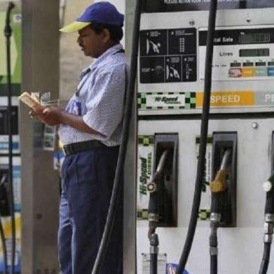 Diesel Crosses Petrol Price