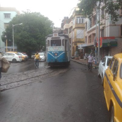 Tram Service Is Back