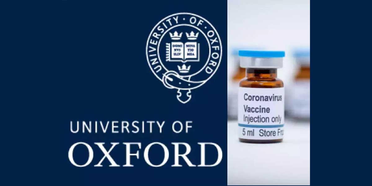 Oxford's COVID Vaccine Update