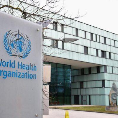 WHO Warns About Coronavirus