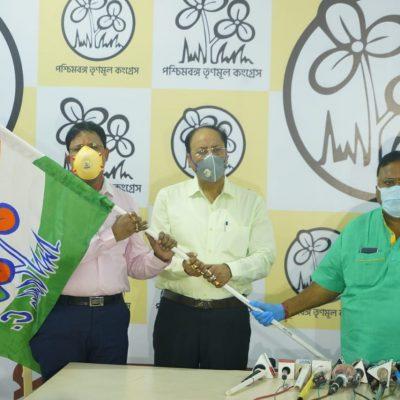 Biplab Mitra Joins TMC Again