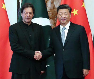 Pakistan Army Helping PLA