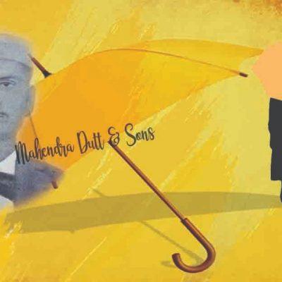 Story of Umbrella Man Mahendra Dutta