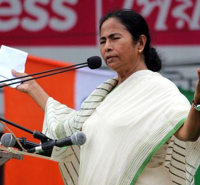 Mamata Banerjee Supports Farmer