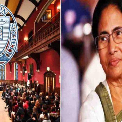 Oxford Union Invitation For Mamata