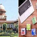 Supreme Court on Social Media