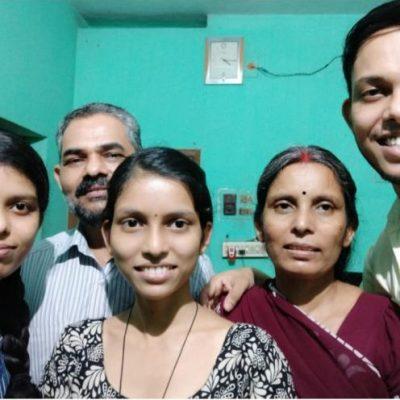 Bihar Migrant Labour Daughter