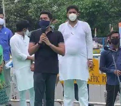 Abhishek Banerjee Attacks BJP