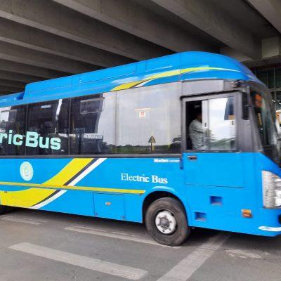 More Electric Bus For Kolkata