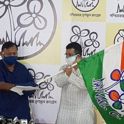 Krishanu Mitra Joins TMC