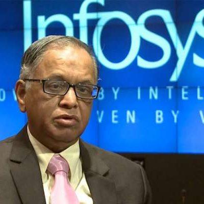 Narayanmurthy on GDP Shrinking