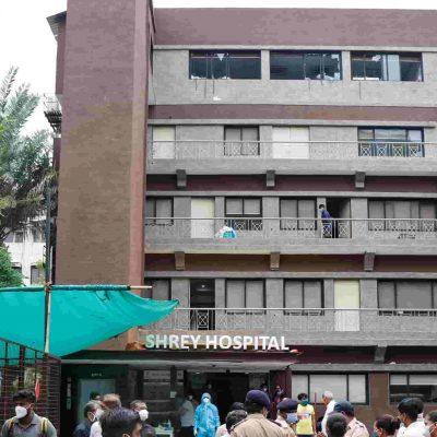 Ahmedabad Covid Hospital Fire