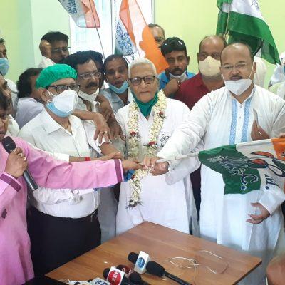 MLA Joins TMC From BJP