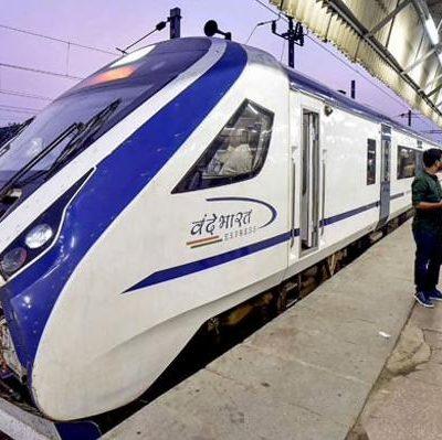 Vande Bharat Express Tender