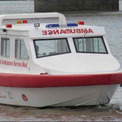 Sunderban Water Ambulance