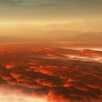 Life in Venus